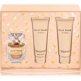Elie Saab Le Parfum rinkinys moterims (50 ml. EDP + losjonas + gelis)