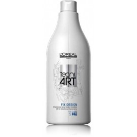Loreal Professionnel Tecni Art Fix Design plaukų lakas (be dozatoriaus) 750 ml.