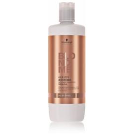 Schwarzkopf Professional BlondMe Keratin Restore Bonding šampūnas šviesiems plaukams