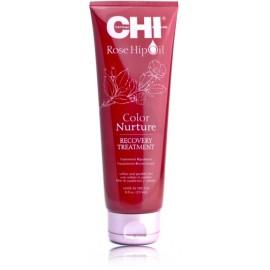 CHI Rose Hip Oil Recovery atkuriamoji kaukė dažytiems plaukams 237 ml.