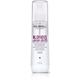 Goldwell Dualsenses Blondes Highlights Brilliance Serum Spray purškiamas serumas 150 ml.