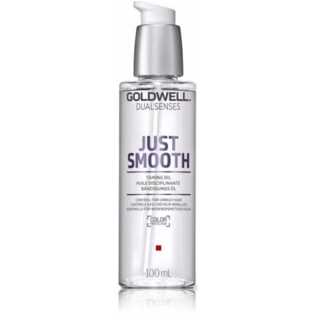 Goldwell Dualsenses Just Smooth Taming Oil glotninamasis aliejus 100 ml.