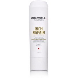 Goldwell Dualsenses Rich Repair kondicionierius sausiems ir lūžinėjantiems plaukams 200 ml.