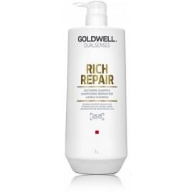 Goldwell Dualsenses Rich Repair šampūnas sausiems ir lūžinėjantiems plaukams 1000 ml.