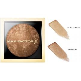 Max Factor Creme Bronzer bronzinė pudra