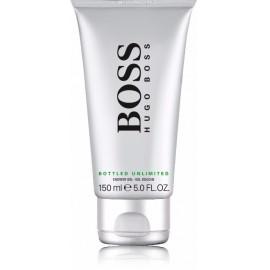 Hugo Boss Bottled Unlimited dušo gelis vyrams 150 ml.