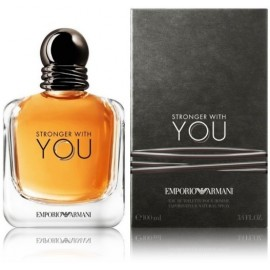 Armani Stronger With You 100 ml. EDT kvepalai vyrams