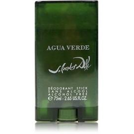 Salvador Dali Agua Verde pieštukinis dezodorantas vyrams 75 ml.