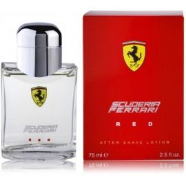 Ferrari Red losjonas po skutimosi vyrams 75 ml.