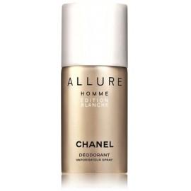 Chanel Allure Homme Blanche purškiamas dezodorantas vyrams 100 ml.