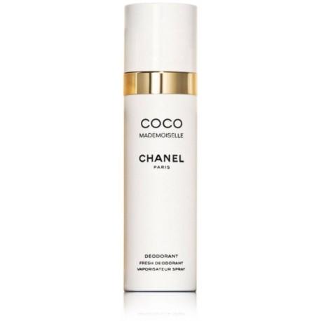 Chanel Coco Mademoiselle purškiamas dezodorantas moterims 100 ml.