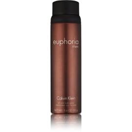 Calvin Klein Euphoria Men purškiamas dezodorantas vyrams 160 ml.