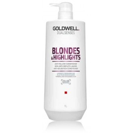 Goldwell Dualsenses Blondes Highlights kondicionierius šviesiems plaukams