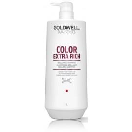 Goldwell Dualsenses Color Extra Rich šampūnas dažytiems, stipriems ir šiurkštiems plaukams