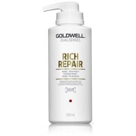 Goldwell Dualsenses Rich Repair 60 Sec greito poveikio atstatomoji priemonė/kaukė