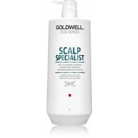 Goldwell Dualsenses Deep Cleansing giliai valantis šampūnas 1000 ml.