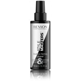 Revlon Style Masters Double or Nothing Lissaver nuo karčio apsaugantis purškiklis 150 ml.