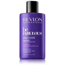 Revlon Professional Be Fabulous Daily Care kondicionierius ploniems plaukams