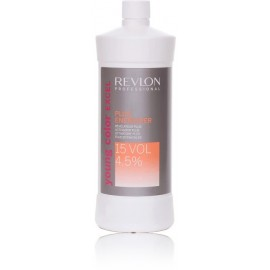 Revlon Professional Young Color Excel Plus Energizer 15 Vol 4.5% plaukų dažų aktyvatorius 1000 ml.