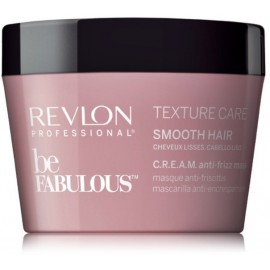 Revlon Professional Be Fabulous Texture Care glotninamoji kaukė 200 ml.
