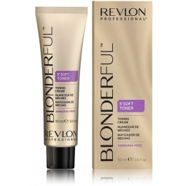 Revlon Professional Blonderful Soft Toner tonuojamasis kremas 9.01 50 ml.