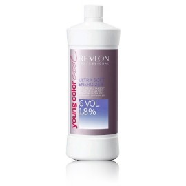Revlon Professional Young Color Excel Ultra Soft Energizer 6 Vol 1,8 % plaukų dažų aktyvatorius 1000 ml.