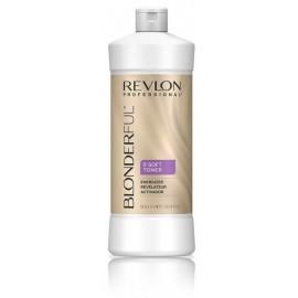 Revlon Blonderful Soft Toner Energizer oksidacinė emulsija  900 ml.