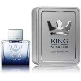 Antonio Banderas King of Seduction Collector´s Edition 100 ml. EDT kvepalai vyrams