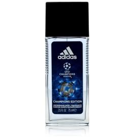 Adidas UEFA Champions League Champions Edition purškiamas dezodorantas vyrams 75 ml.