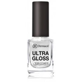 Dermacol Ultra Gloss nagų lako viršutinis sluoksnis 11 ml.