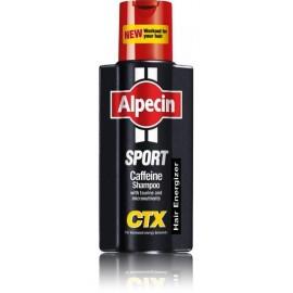 Alpecin Sport CTX Energizer šampūnas su kofeinu 250 ml.