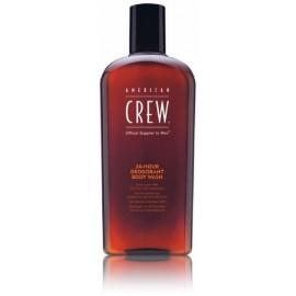 American Crew 24H Fresh Body Wash 3in1 kūno prausiklis  450 ml.