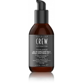 American Crew All-In-One Balm SPF15 balzamas po skutimosi vyrams 170 ml.