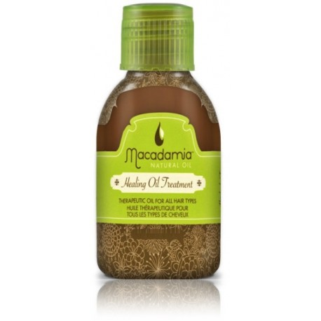 Macadamia Healing Oil Treatment atstatomasis plaukų aliejus 27 ml.