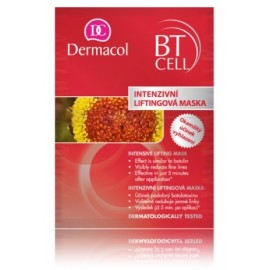 Dermacol Bt Cell intensive Lifting Mask stangrinamoji veido kaukė 2x8 g.