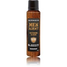 Dermacol Men Agent Extreme Clean purškiamas dezodorantas 150 ml.