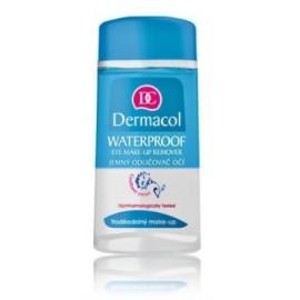 Dermacol Two-phase waterproof eye make-up remover akių makiažo valiklis 120 ml