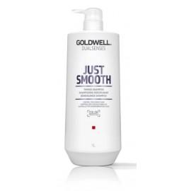 Goldwell Dualsenses Just Smooth glotninamasis šampūnas 1000 ml.