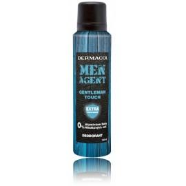 Dermacol Men Agent Gentleman Touch purškiamas dezodorantas 150 ml.