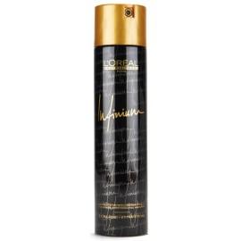 Loreal Professionnel Infinium Extra Strong plaukų lakas ypač stiprios fiksacijos 500 ml.