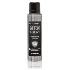 Dermacol Men Agent Intensive Charm purškiamas dezodorantas 150 ml.
