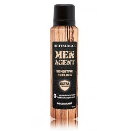 Dermacol Men Agent Intensive Feeling purškiamas dezodorantas 150 ml.