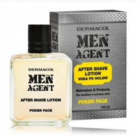 Dermacol Men Agent Poker Face After Shave balzamas po skutimosi 100 ml.