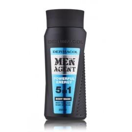 Dermacol Men Agent Powerful Energy dušo gelis vyrams 250 ml.