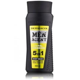 Dermacol Men Agent Total Freedom dušo gelis vyrams 250 ml.