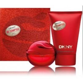 DKNY Be Tempted rinkinys moterims (30 ml. EDP + kūno pienelis)