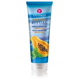 Dermacol Aroma Ritual Tropical Shower Gel dušo gelis 250 ml.