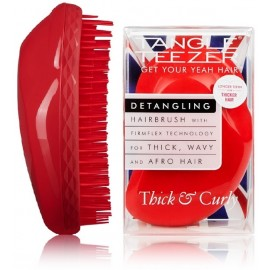Tangle Teezer The Original Thick & Curly  šepetys Salsa Red