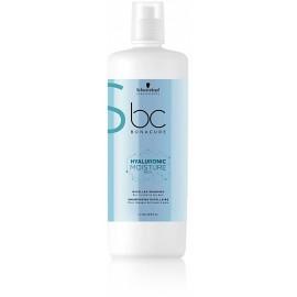 Schwarzkopf  BC Bonacure Hyaluronic Moisture Kick Micellar šampūnas 1000 ml.