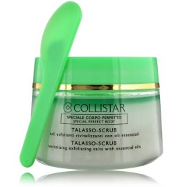 COLLISTAR Talasso-Scrub Revitalizing Salts Exfoliating gaivinamasis kūno šveitiklis 700 g.